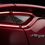 KIA Stinger led